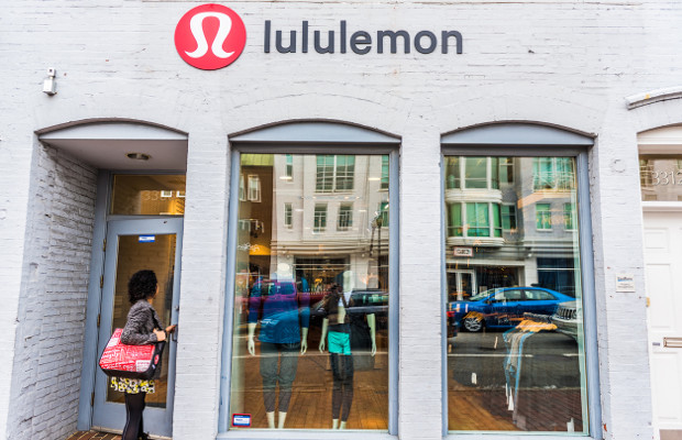 Under Armour signs truce with Lululemon