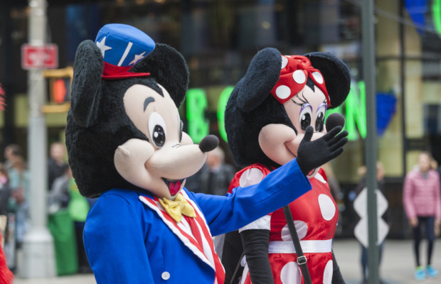 Disney suffers setback in party character dispute