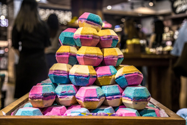 Lush loses trademark battle with food manufacturer