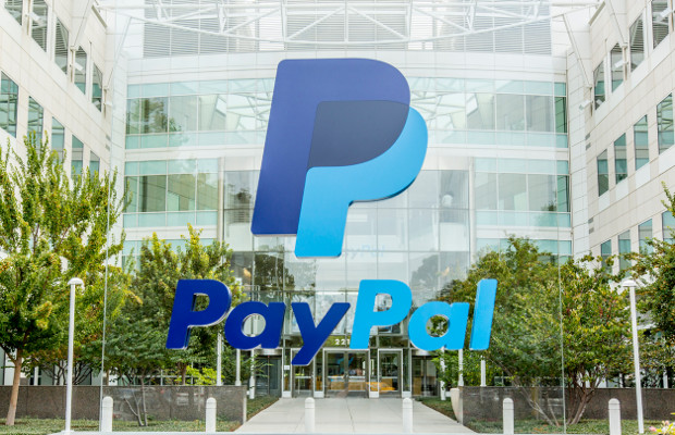 PayPal and Pandora Media settle dispute over letter 'P'