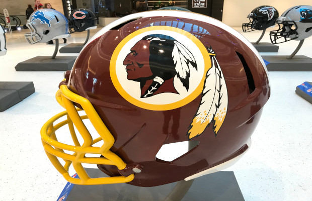 'Redskins' name scrapped, but replacement in TM limbo: reports
