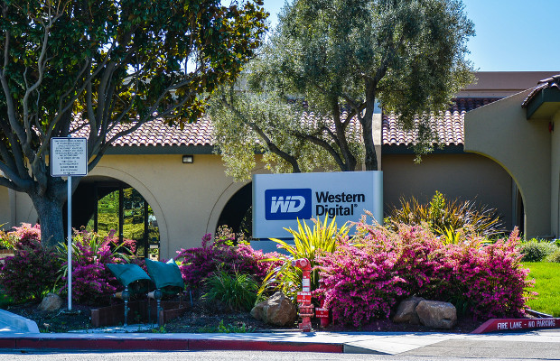 Western Digital targeted in patent infringement suit