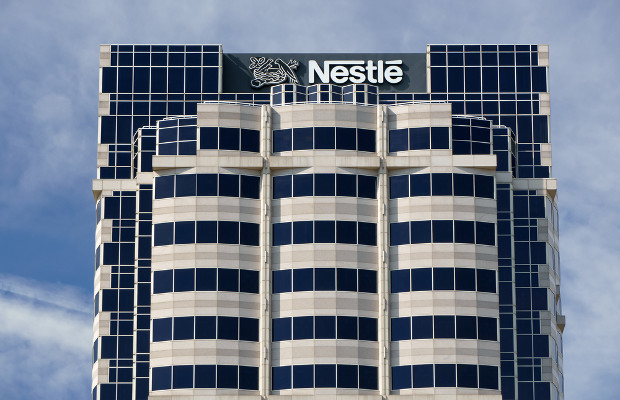 Nestlé aims to crumble franchisee in trademark suit