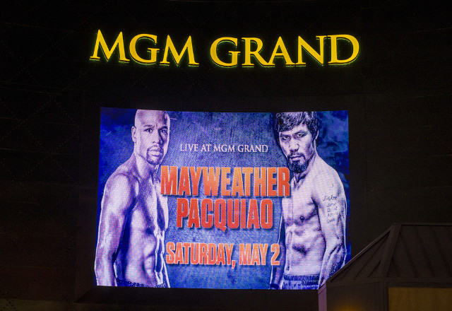 INTA 2015: Mayweather, Pacquiao and … trademarks