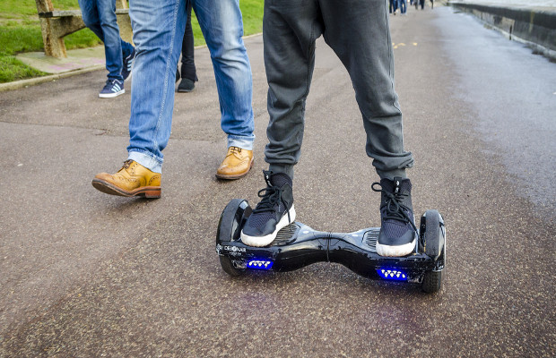 Counterfeit hoverboards seized in Miami