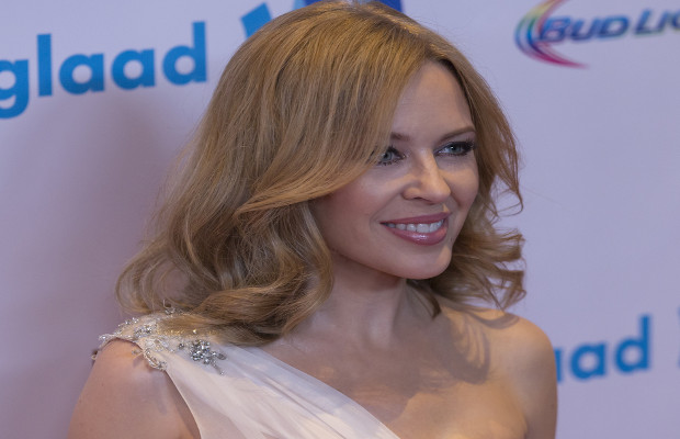 Kylie Minogue backs down in Jenner trademark clash