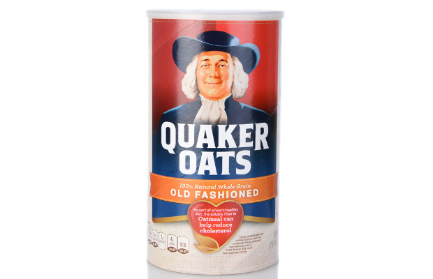 Quaker Oats misspells tree farm's name in trademark blunder