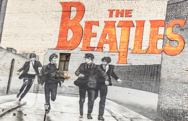 Music company founded by The Beatles embroiled in copyright suit