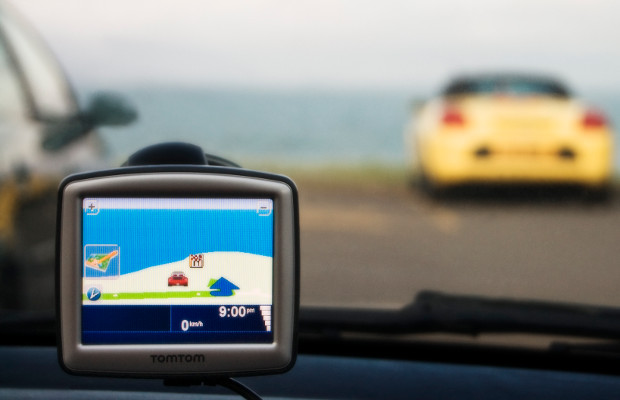 TomTom navigates patent infringement case to new venue