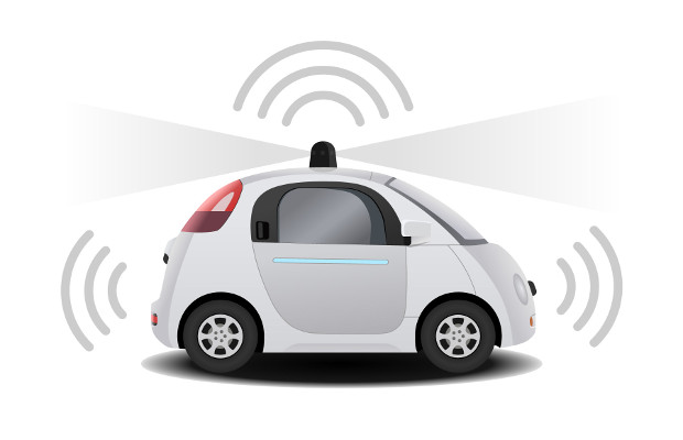 Google files patent for self-driving car