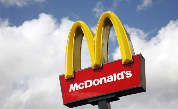 McDonald's embroiled in copyright claim with late artist's family