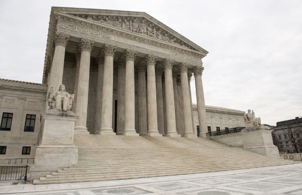 Government is not a 'person' in AIA: SCOTUS