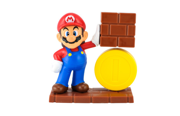 Nintendo applies to trademark Mario coin chime