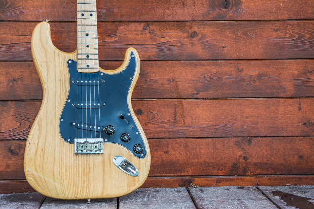 Fender's Stratocaster lawsuit 'corporate greed', says rival