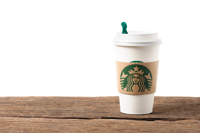 Artist targets Starbucks in copyright lawsuit