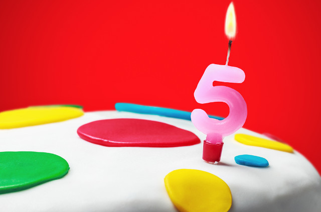 Five things we learned this week: Happy Birthday, .sucks trademark, and more