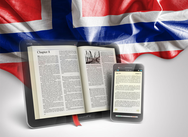 Norway makes copyright protected books available for free