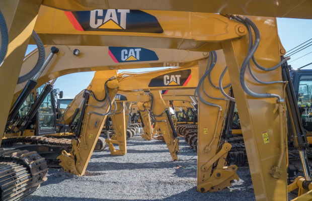 ITC launches investigation into Caterpillar over road machines