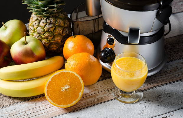 Juicer at centre of patent claim