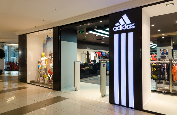 Adidas files 'three-stripe' trademark infringement claim