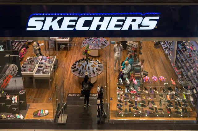 Skechers takes action over Go Walk 'infringement'