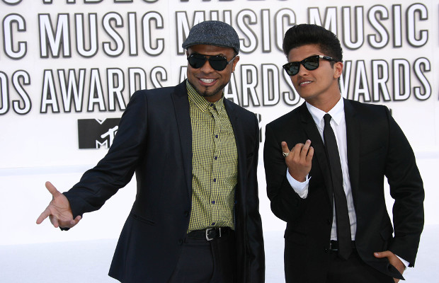 Bruno Mars and Mark Ronson sued over 'Uptown Funk' infringement