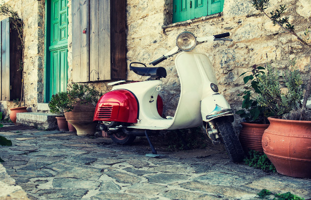 Fame is no protection for 'Lambretta'