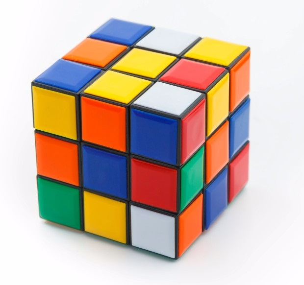 Rubik's Cube maker sues over alleged trademark violation