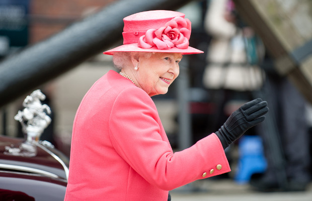 The Queen announces plans for IP bill