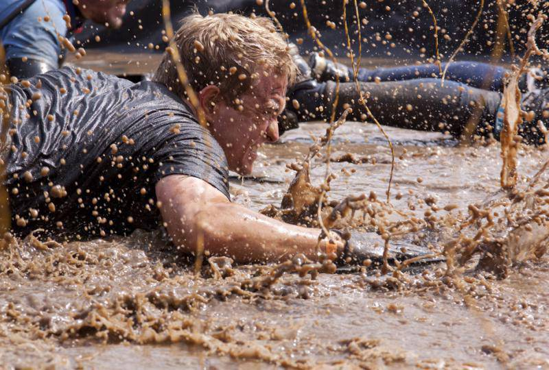 Tough Mudder hits The Mini Mudder with US complaint
