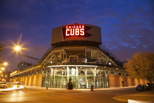 "Chicago Cubs roar over ""violent"" fake mascot"