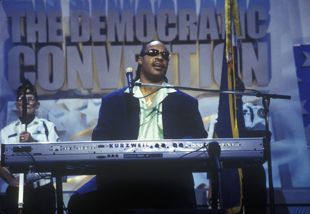 Stevie Wonder urges WIPO to sign copyright treaty