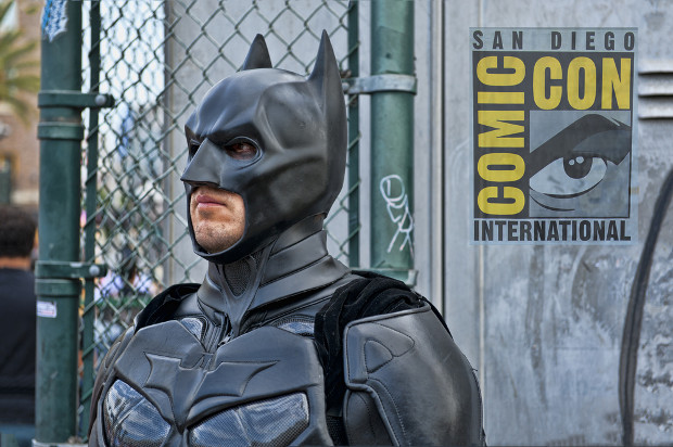San Diego and Salt Lake in 'Comic Con' battle