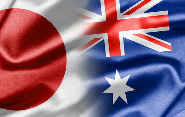 Japan and Australia sign trade deal