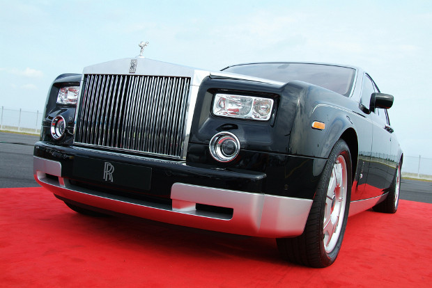 Rolls-Royce sues Royce Rizzy in trademark suit