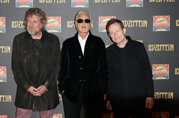 Led Zeppelin dispirited by copyright lawsuit
