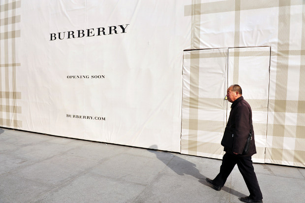 Burberry faced with trademark revocation in China
