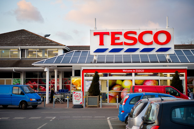 Tesco gives up on dashes trademark quest