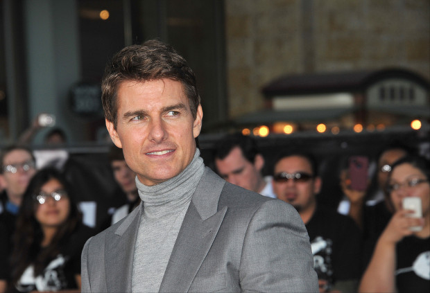 $1bn copyright claim against Tom Cruise dismissed