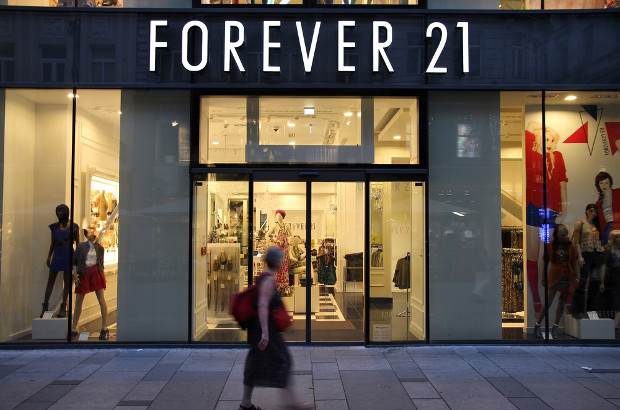 Adobe Systems sues Forever 21 for copyright infringement