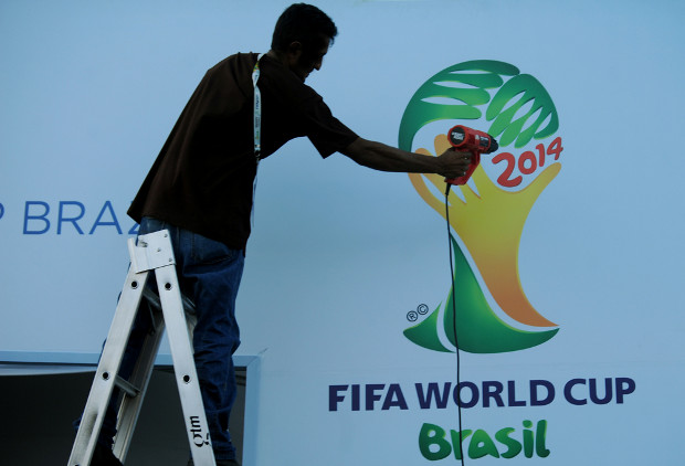 INTA 2014: FIFA explains World Cup preparations