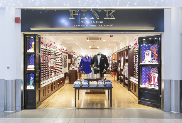 Thomas Pink beats Victoria's Secret in 'Pink' trademark battle