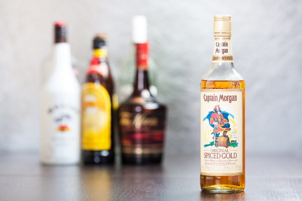 Diageo sues over Captain Morgan trademark