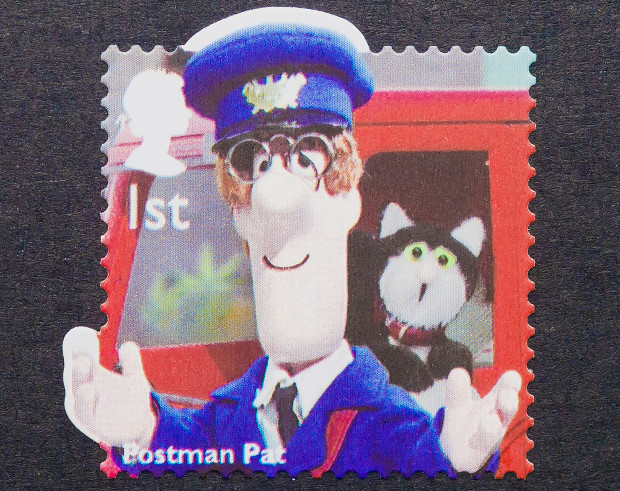 Postman Pat to star in copyright awareness campaign