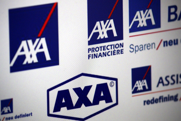 AXA launches first .brand TLD site