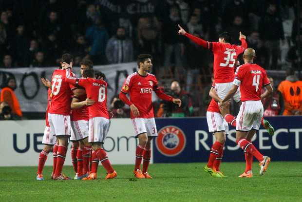 Benfica proves tough opposition in trademark clash