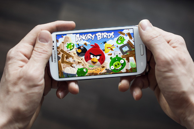Artist claims she owns rights to Angry Birds line of toys