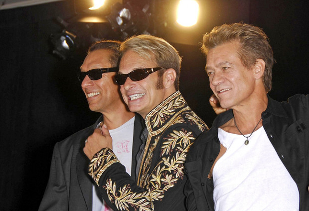 Van Halen settles lawsuit with ex-wife of member