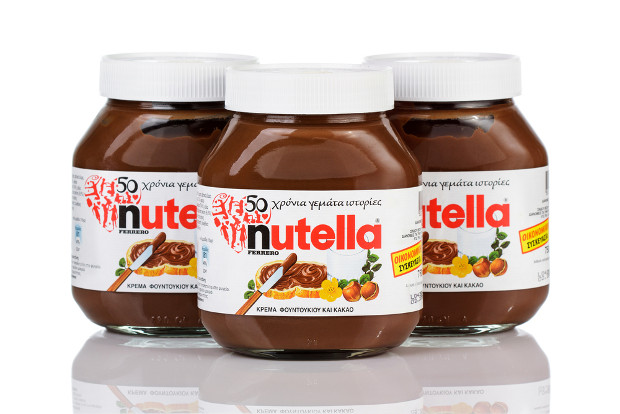 Nutella accuses New York café of spreading infringement