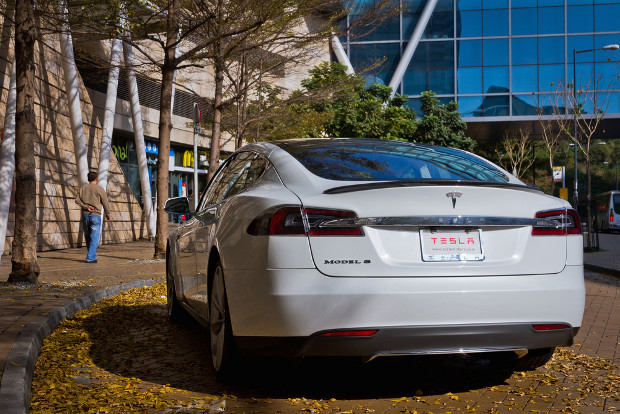 Car companies interested in Tesla's patents, says CEO